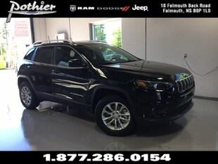 2019 Jeep New Cherokee North SUV 1C4PJMCX8KD196325