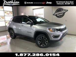2019 Jeep Compass Trailhawk SUV 3C4NJDDBXKT727724