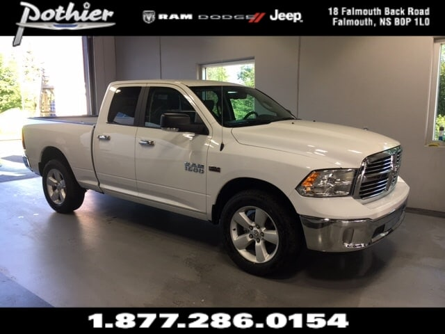 Used 2018 Ram 1500 SLT | HEATED MIRRORS | REMOTE START | UCONNECT | For  Sale | Falmouth NS