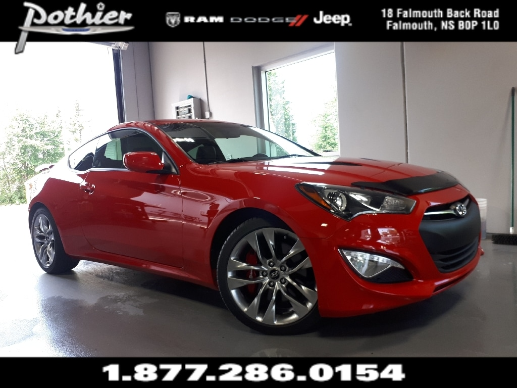 2016 Hyundai Genesis Coupe 3.8L R Spec | LEATHER | MANUAL SHIFT | HEATED