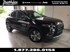2019 Jeep New Cherokee Limited SUV 1C4PJMDNXKD277095