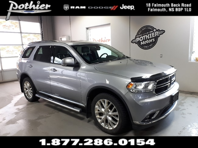 2016 Dodge Durango Limited | EXTENDED WARRANTY | LEATHER | NAV |  SUV