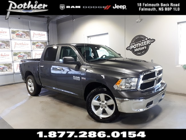 Used 2018 Ram 1500 SLT | HEATED MIRRORS | UCONNECT | REMOTE START | For  Sale | Falmouth NS