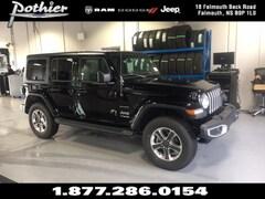 2018 Jeep All-New Wrangler Unlimited Sahara SUV 1C4HJXEG5JW101970