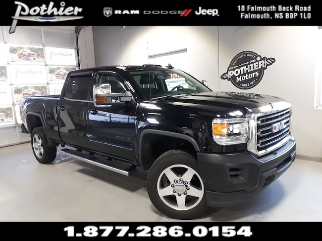 2016 GMC Sierra 2500HD SLE | HEATED SEATS | POWER SEATS | SAT | Truck Crew Cab