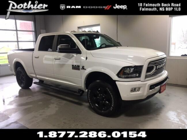 2018 Ram 2500 Laramie Truck Crew Cab 3C6UR5FL2JG295774