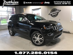 2019 Jeep Grand Cherokee Limited SUV 1C4RJFBG2KC645770