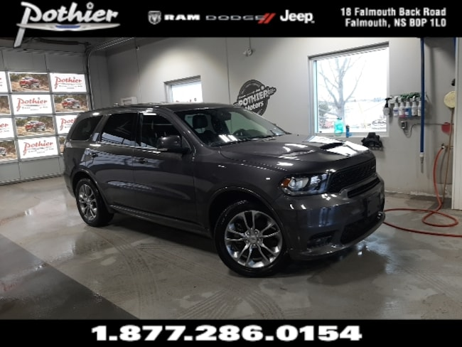2019 Dodge Durango R/T | LEATHER | NAV WITH 8.4 TOUCHSCREEN | REAR CA SUV