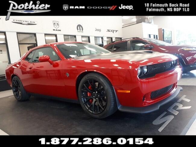2016 Dodge Challenger SRT Hellcat | HEMI V8 | LEATHER | 6 SPEED MANUAL | Coupe