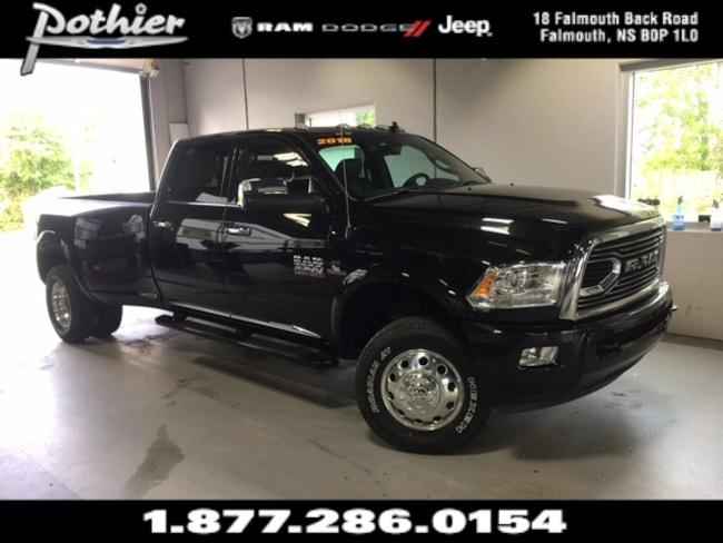 2018 Ram 3500 Laramie Limited Truck Crew Cab 3C63RRKL1JG181578