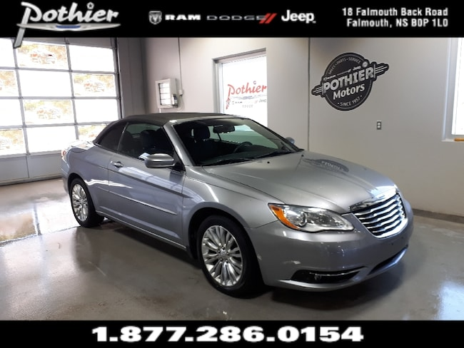 2013 Chrysler 200 Convertible Touring | 6.5 TOUCHSCREEN | ALLOY WHEELS | Convertible