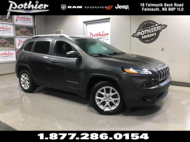2016 Jeep Cherokee North | EXTENDED WARRANTY | 8.4 TOUCHSCREEN | REAR SUV
