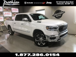 2019 Ram All-New 1500 Limited Truck Crew Cab 1C6SRFHT9KN821658