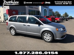 2020 Dodge Grand Caravan Canada Value Package Van 2C4RDGBG3LR259476