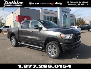 2020 Ram 1500 Big Horn North Edition Truck Crew Cab 1C6SRFFT7LN407055