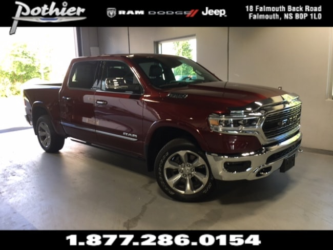 2019 Ram All-New 1500 Limited Truck Crew Cab 1C6SRFHT8KN533677