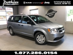 2020 Dodge Grand Caravan Canada Value Package Van 2C4RDGBG5LR256207
