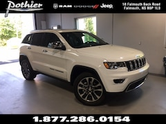 2018 Jeep Grand Cherokee Limited SUV 1C4RJFBGXJC510129