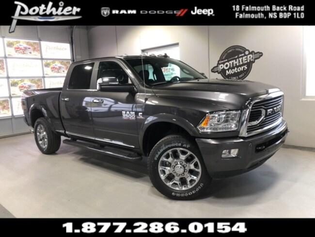 2018 Ram 3500 Laramie Limited Truck Crew Cab 3C63R3FL9JG375945