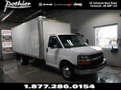 2012 Chevrolet Express Cutaway Standard | 4X2 | REAR DUAL WHEELS | Truck 1GB3G4BG4C1103709
