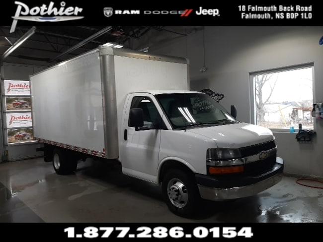 2012 Chevrolet Express Cutaway Standard | 4X2 | REAR DUAL WHEELS | Truck