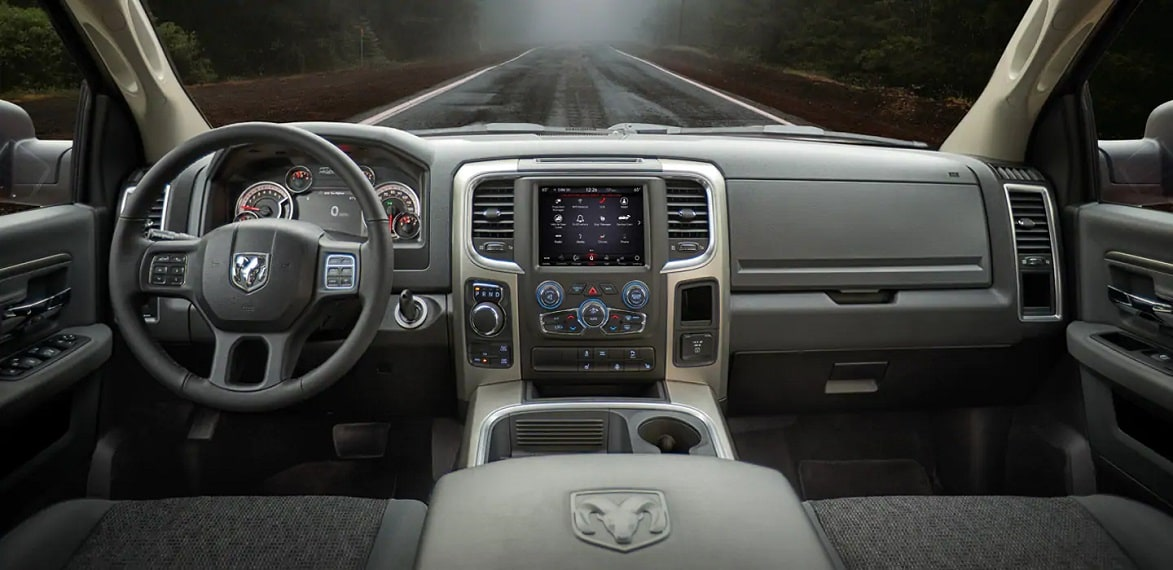 Ram 1500 Classic Interior Dashboard