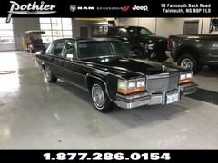 1988 CADILLAC BROUGHAM  | AS IS | Sedan 1G6DW51Y7J9728982