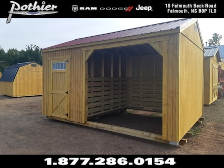 2019 Old Hickory Buildings of Hants County Animal Shelters Shed