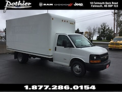 2012 Chevrolet Express Cutaway DIESEL | CLOTH | 192