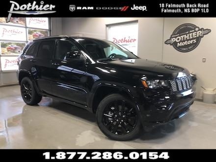 2021 Jeep Grand Cherokee Altitude 4x4 1C4RJFAG7MC614132