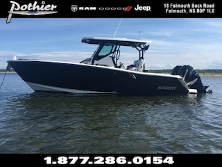 2018 BlackFin 272CC Boat/Trailer