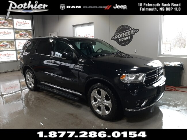 2015 Dodge Durango Limited | AWD | LEATHER | NAV | TOW PACKAGE | SUV