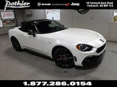2018 FIAT 124 Spider Abarth | RWD | LEATHER | REAR CAMERA |  Convertible JC1NFAEK2J0140229