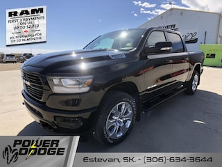 New 2020 Ram 1500 Big Horn - Hemi V8 Crew Cab in Estevan, SK