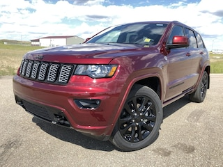 New 2019 Jeep Grand Cherokee Altitude - Navigation SUV 19260 in Estevan, SK