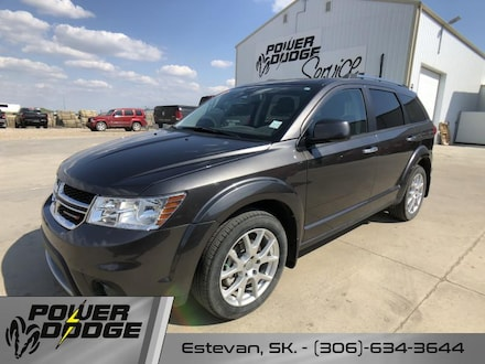 New 2017 Dodge Journey GT - Leather Seats -  Bluetooth SUV for sale in Estevan, SK