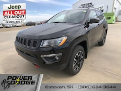 2020 Jeep Compass Trailhawk - Leather Seats - Power Liftgate SUV