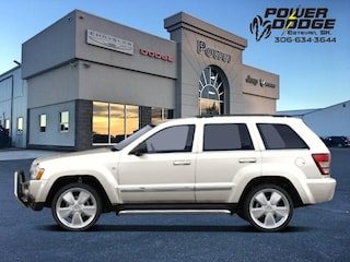 Used 2008 Jeep Grand Cherokee Limited SUV 19200A for Sale in Estevan, SK