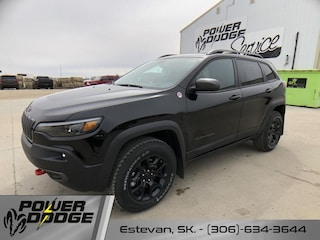New 2020 Jeep Cherokee Trailhawk - Heated Seats SUV in Estevan, SK