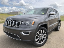 2018 Jeep Grand Cherokee Limited - Leather Seats VUS 1C4RJFBG4JC510630 in Estevan, SK