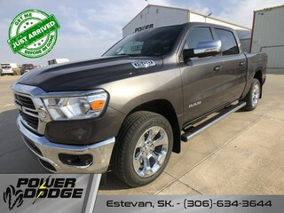 New 2021 Ram 1500 Big Horn - Hemi V8 Crew Cab in Estevan, SK
