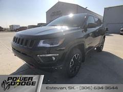 2021 Jeep Compass Trailhawk Elite - Sunroof - Leather Seats SUV