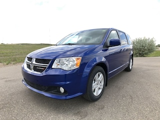 New 2019 Dodge Grand Caravan Crew Plus - Navigation Van 19173 in Estevan, SK