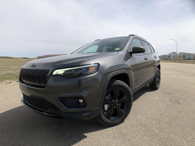 New 2019 Jeep New Cherokee Altitude - Heated Seats SUV in Estevan, SK