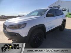 2020 Jeep Cherokee Trailhawk - Sunroof SUV