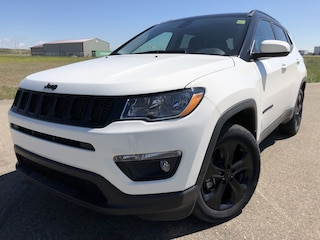 New 2019 Jeep Compass Altitude - Power Liftgate - Heated Seats SUV 19070 in Estevan, SK