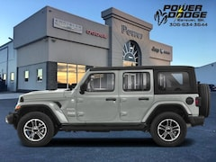 2021 Jeep Wrangler High Altitude Unlimited - Leather Seats SUV