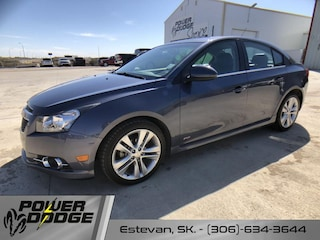 Used 2014 Chevrolet Cruze 2LT - Leather Seats -  Bluetooth Sedan S19285A for Sale in Estevan, SK