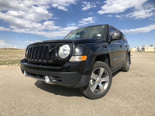 Used 2016 Jeep Patriot Sport - Leather Seats SUV for sale in Estevan, SK