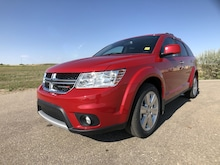 2017 Dodge Journey GT - Navigation - Leather Seats VUS 3C4PDDFG8HT703004 in Estevan, SK